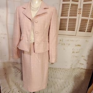 Fantastic suit by Talbots.